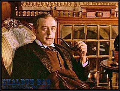 Анекдоты про Шерлока Холмса - (21шт)