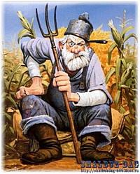 Анекдоты про фермеров и дачников - (13)