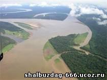 Топ 10 самых полноводных рек мира