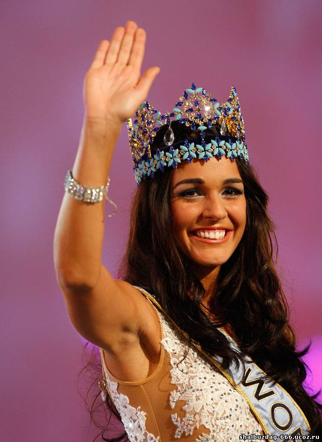 Самой красивой девушкой признана жительница Гибралтара.