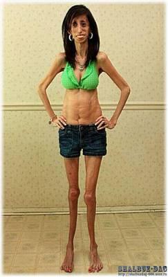 фото девушки худые
