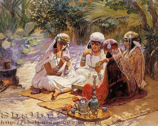 Гъарам - «Запретный плод - сладок», или «Тайны гаремов».