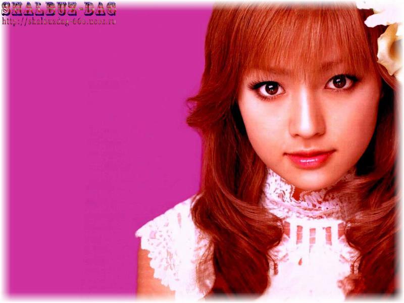 Самая красивая, японская актриса и фотомодель - Кёко Фукада / Kyoko Fukada. (24 фото)