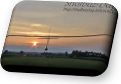 В воздух поднялся первый в мире махолёт...