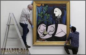 В Лондоне впервые выставлена самая дорогая картина в мире