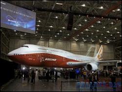 Boeing представил самый длинный самолет в мире...