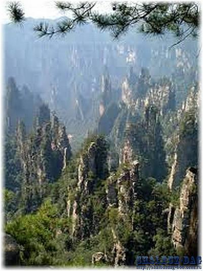 Мировое наследие - Горы Улинъюань