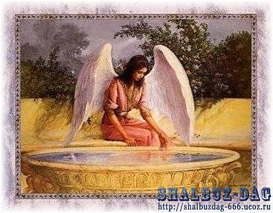 Земной Ангел - Вода