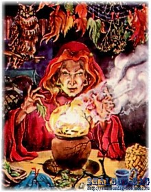 Носители магии - Ворожеи