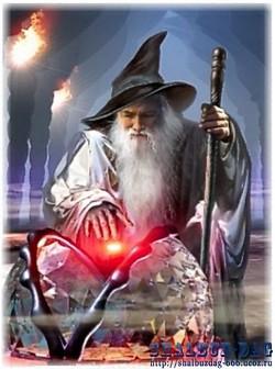 Носители магии - Волшебники