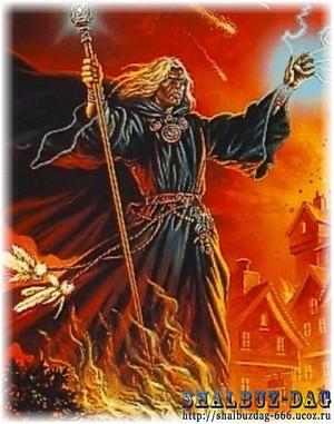 Носители магии - Ведьмаки