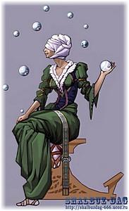 Носители магии - Вако-нана